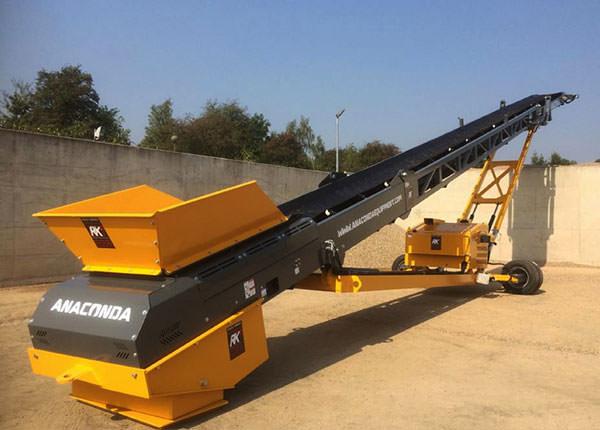 ST50 Wheeled 50 ft Conveyor