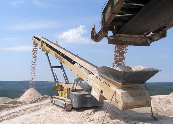 Conveyor TR50