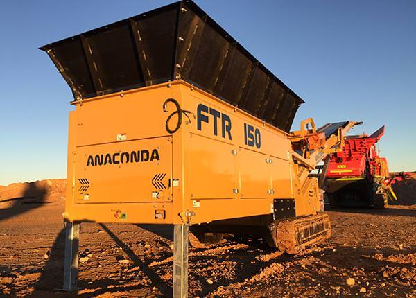 feed loader FTR150