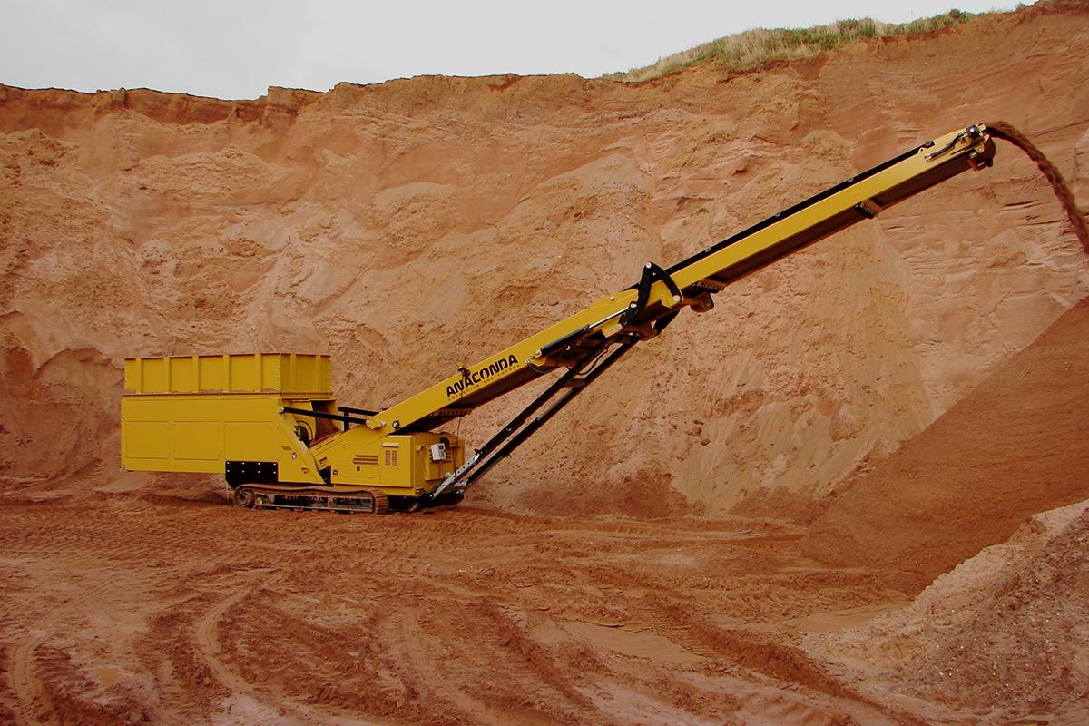 ftr150 feeder conveyor