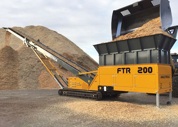 feed loader conveyor FTR200