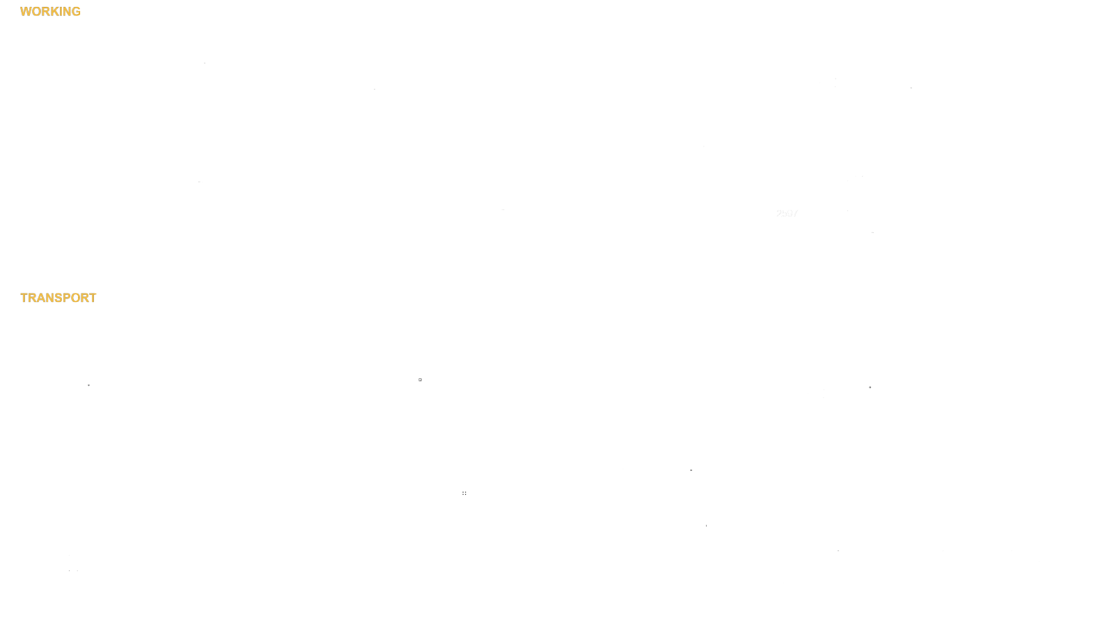 I12 Tracked Impact Crusher Dimension Drawings